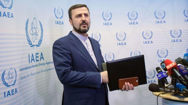 إيران ستتابع قانونيا قضية تسريب التقرير السري لوكالة الطاقة الذرية