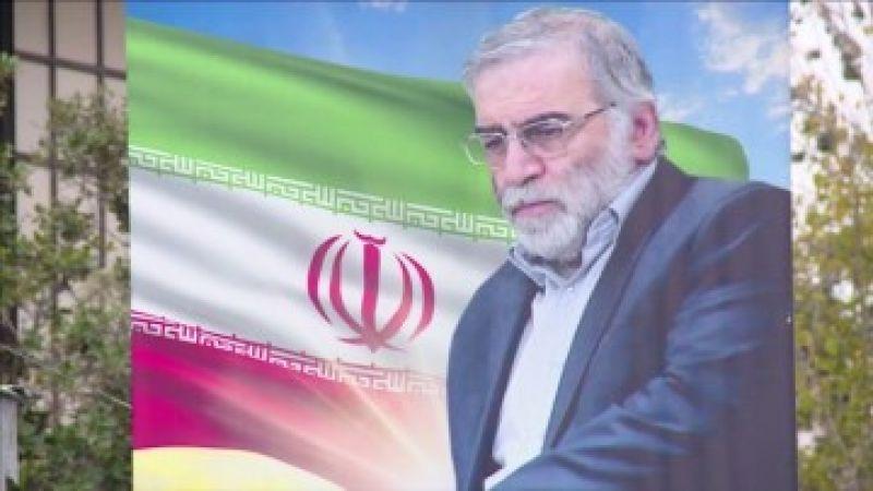 الأجهزة الإيرانية تلقي القبض على متورّطين في اغتيال الشهيد زاده