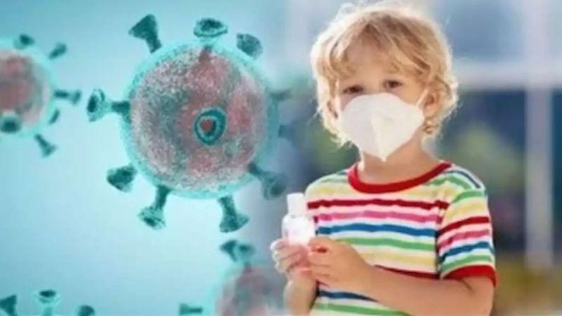 أعراض جديدة عند الأطفال المصابين بفيروس كورونا