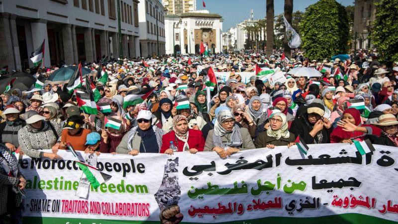 المغرب العربي في فوهة إعصار التطبيع الصهيوني