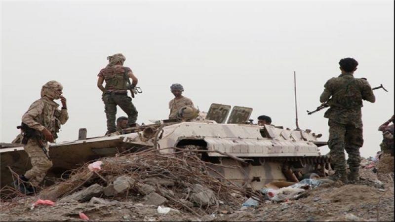 الجيش اليمني واللجان يتقدمان باتجاه مدينة مأرب وسط انهيارات كبيرة في قوات العدوان