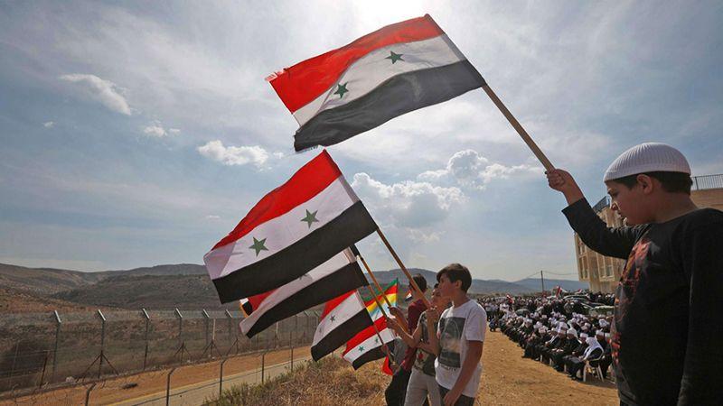 في الذكرى الـ39 لقرار الضم .. الجولان جزء لا يتجزأ من أرض سوريا