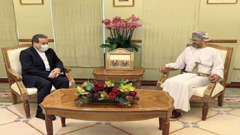 عراقجي: لتطوير العلاقات بين طهران ومسقط اقتصاديًا وتجاريًا