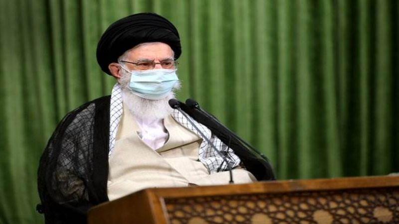 الإمام الخامنئي يتحدث عن اشتياقه للقاء الناس وحسرة الابتعاد بسبب كورونا