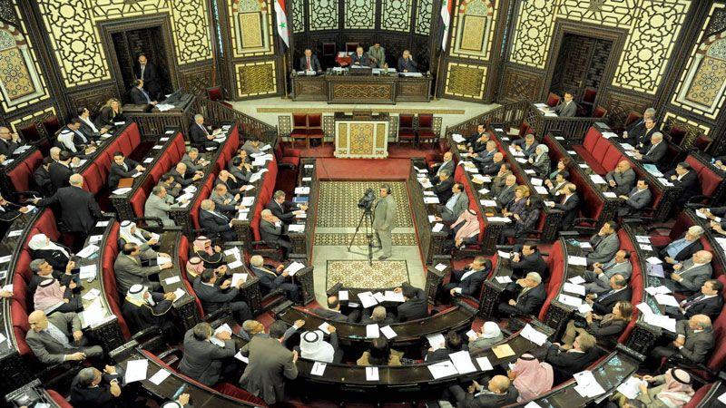 مجلس الشعب السوري يوجه 37 رسالة تطالب بإدانة قطع المياه عن الحسكة