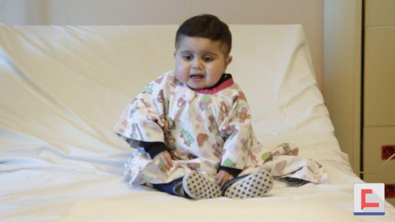 زرع كبد لطفل: إنجاز طبي جديد في مستشفى الرسول الأعظم (ص)