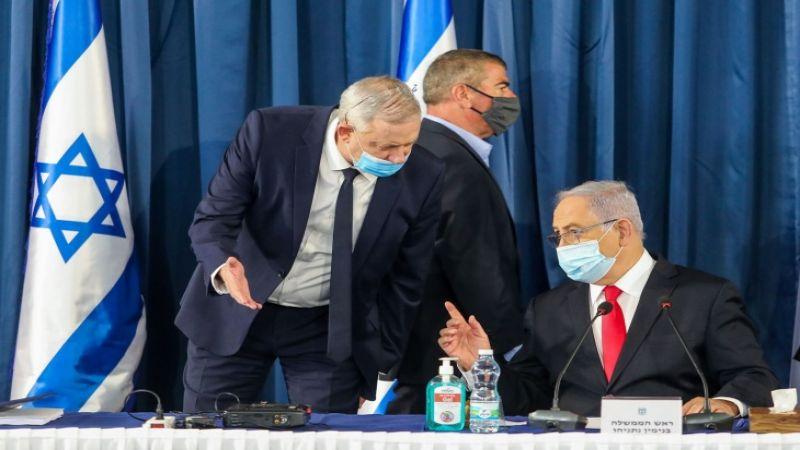غانتس: لا اتفاق مع الليكود وذاهبون للإنتخابات