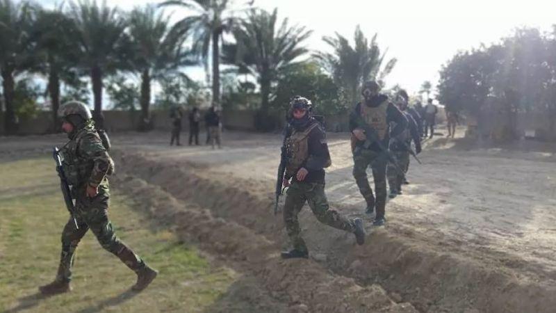 تفكيك خلية إرهابية خططت لهجوم انتحاري في احتفالات رأس السنة ببغداد