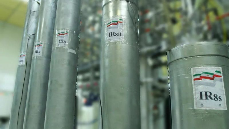 إيران ترفع نسبة تخصيبها اليورانيوم إلى 20%