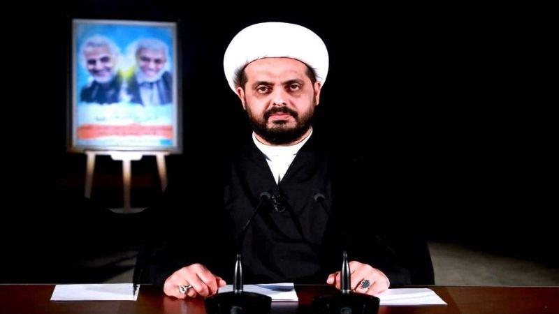 الخزعلي: الشهيد سليماني أحبَّ العراق ودافع عنه وحادثة الاغتيال لن تكون عابرة