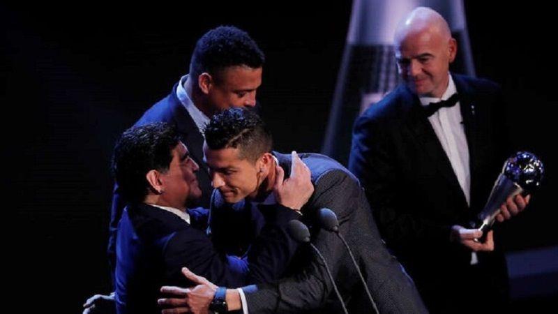 رونالدو يقترب من إنجاز تاريخي في عالم كرة القدم