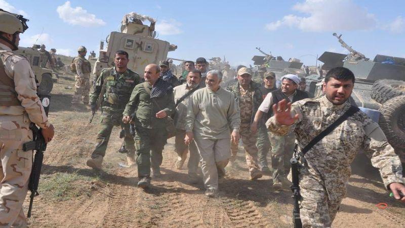 عن سليماني الذي شكّل فكرًا عسكريًا عالميًا في الحرب على الإرهاب