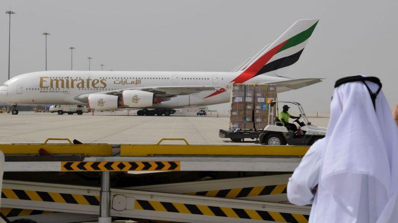 """""""طيران الإمارات"""" تطلق أولى رحلاتها إلى """"تل أبيب"""" الشهر المقبل"""