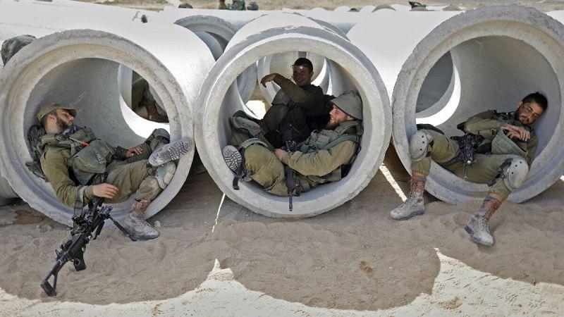 سرقات السلاح المتكررة من جيش العدو الاسرائيلي ودلالاتها المباشرة