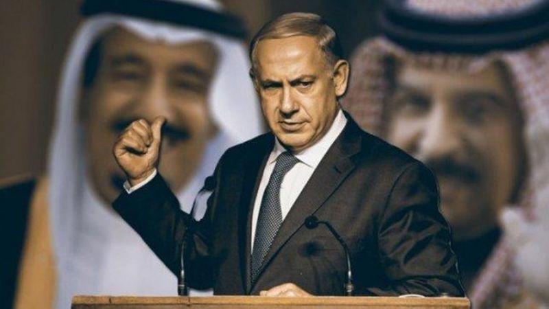 كيان العدو يفتتح بعثات دبلوماسية مؤقتة له في الإمارات