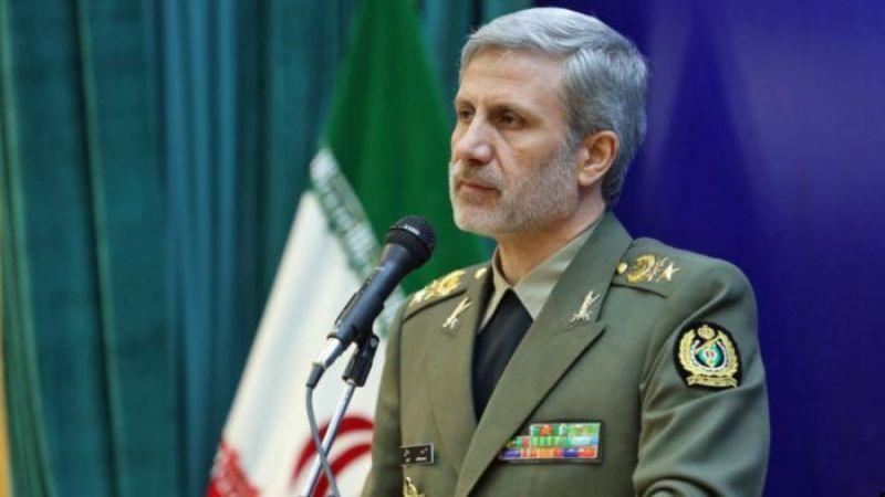 العميد حاتمي: إيران تحتفظ بحق الرد على جريمة اغتيال الشهيد فخري زاده
