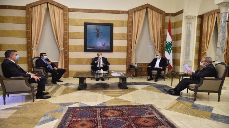 اجتماع في وزارة الداخلية تابع الإجراءات والتدابير المتخذة بشأن الإغلاق الكامل