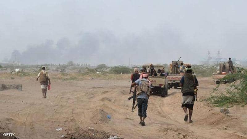 اليمن: العدوان يخيب في حيس بالحديدة