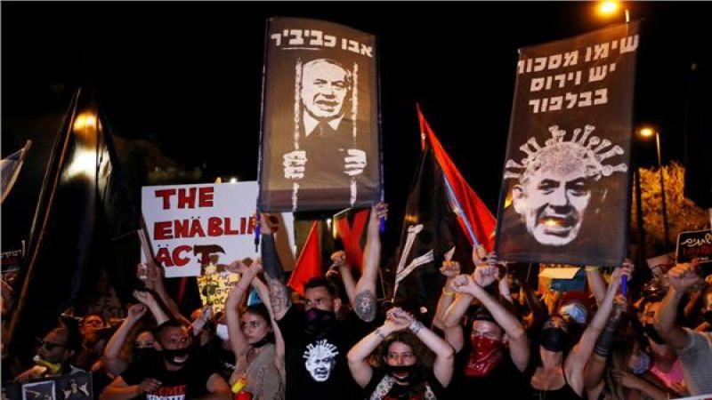 هل يحدث انقلاب في كيان العدو؟