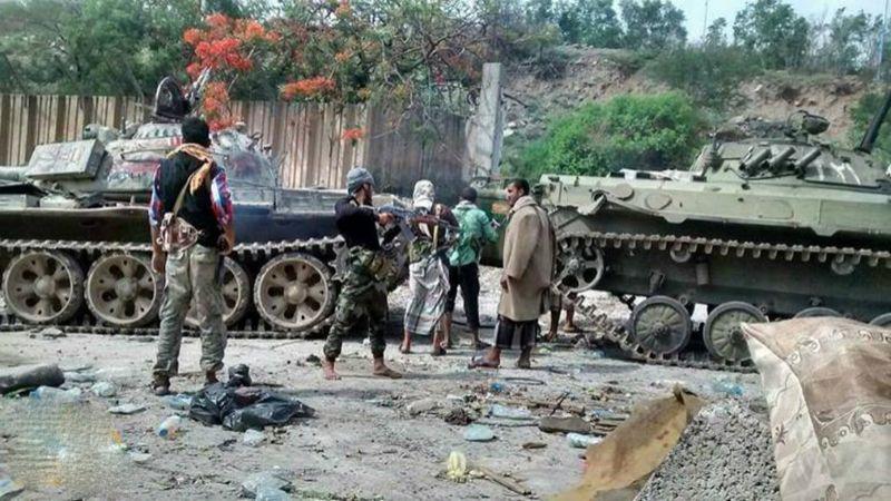 """""""حقوق الإنسان"""" توثق الإنتهاكات بحق اليمنيين في مناطق سيطرة مرتزقة العدوان"""