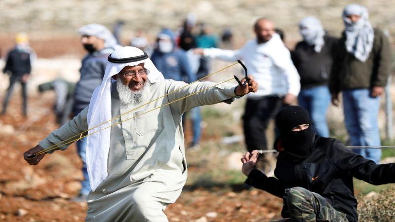 حتى المسنّ الفلسطيني سعيد أبو غرمة أمسى معتقلًا!
