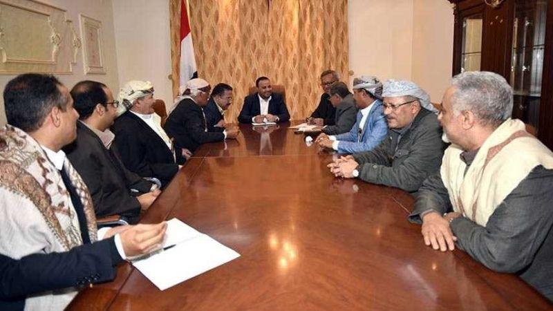 حكومة الإنقاذ الوطني اليمنية: تصنيف أنصار الله بالإرهاب تعدّي صارخ على إرادة شعبنا