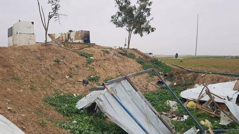 المقاومة الفلسطينية تتصدّى لآليات الاحتلال المتوغّلة جنوب قطاع غزة