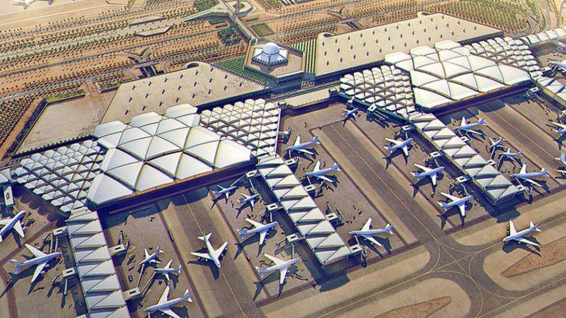 دولة النفط عاجزة عن تمويل توسعة مطار الرياض