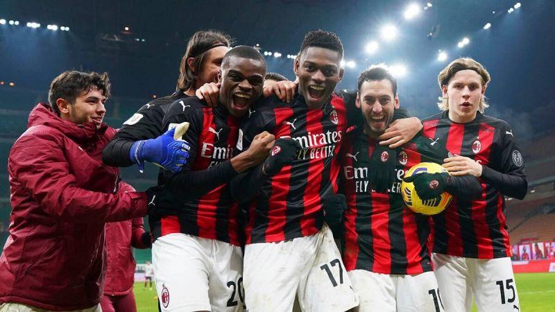 ميلان إلى ربع نهائي كأس إيطاليا بعد فوزه على تورينو