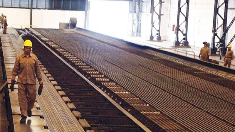 شركة الحديد والصلب المصرية: صرح من إرادة.. هوى