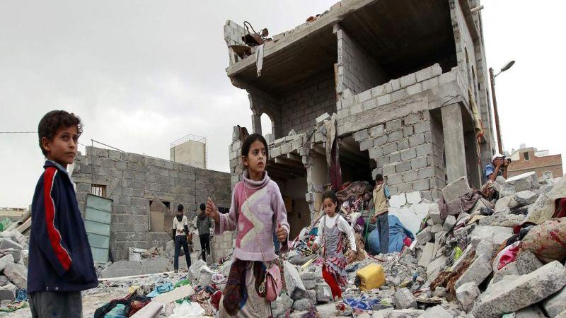 """""""هيومن رايتس ووتش"""" توثّق الأوضاع المأساوية في اليمن"""