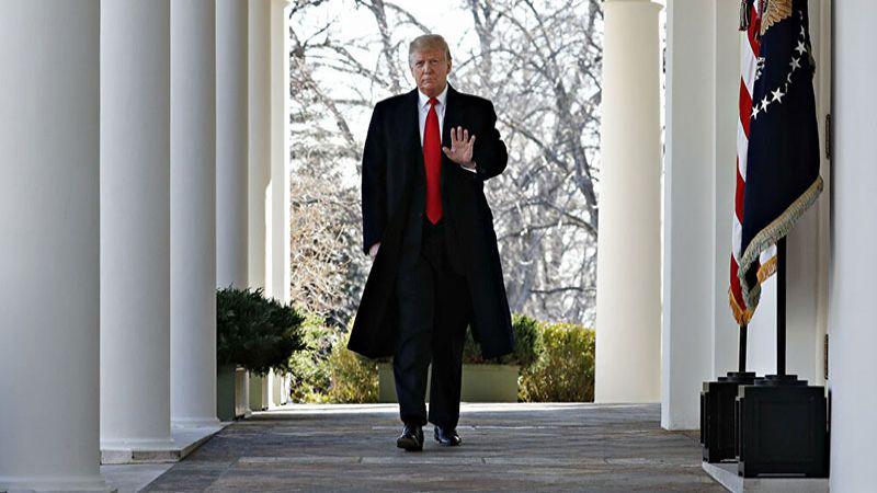 كواليس البيت الأبيض: ترامب غاضب.. وفضيحة جديدة