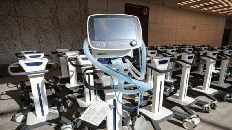 وزارة الصحة توضح: أجهزة التّنفس الموجودة في المدينة الرياضية لنقل المرضى وليست لذوي الحالات الحرجة
