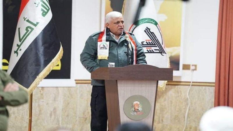 الفياض: إستهداف قادة النصر هدفه كسر المسيرة