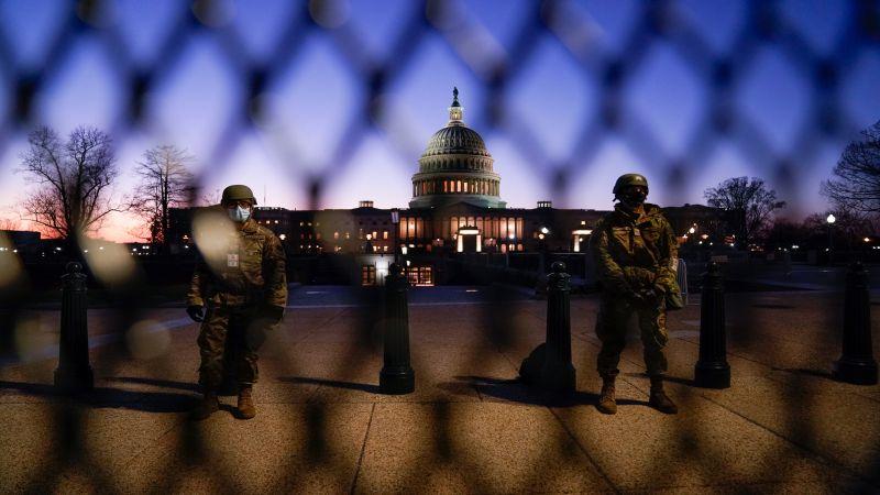 تنصيب بايدن الأربعاء وإجراءات أمنية مشدّدة في واشنطن قُبيل الحدث