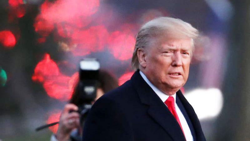 اقتحام الكونغرس: ترامب ليس نيرون