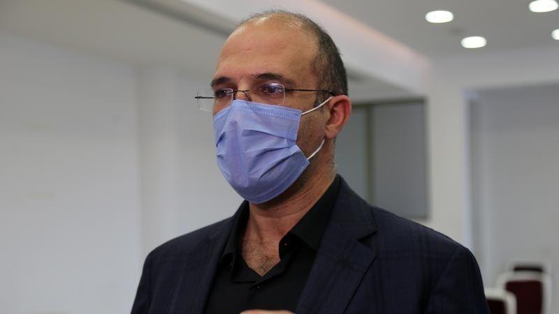 """وزير الصحة يوقع الدفعة الأولى من مستحقات المستشفيات لقاء معالجة مرضى """"كورونا"""""""