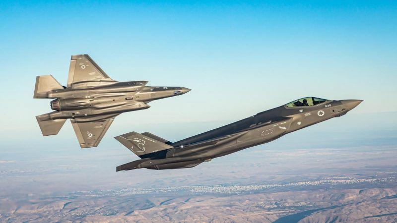 للمرة الأولى.. طائرات إف 35 اسرائيلية تشارك في مناورات دولية خارج الأراضي المحتلة