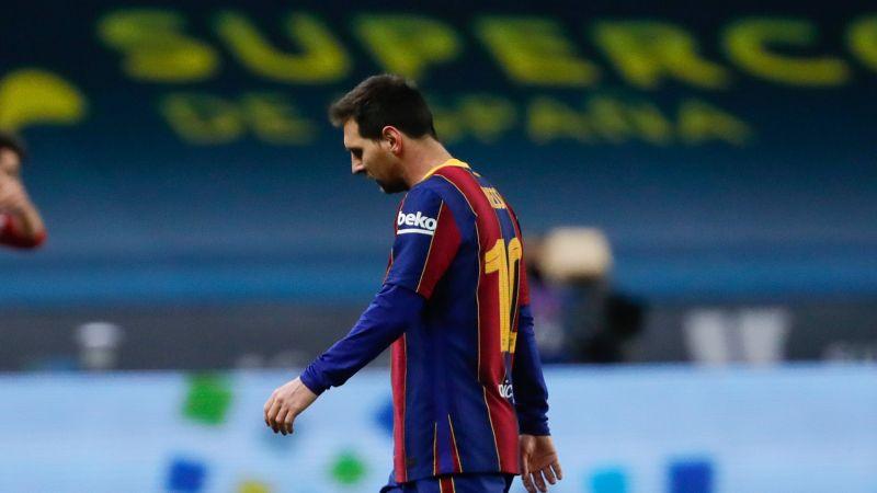 عقوبة مخفّفة بحق ليونيل ميسي في الاتحاد الاسباني لكرة القدم