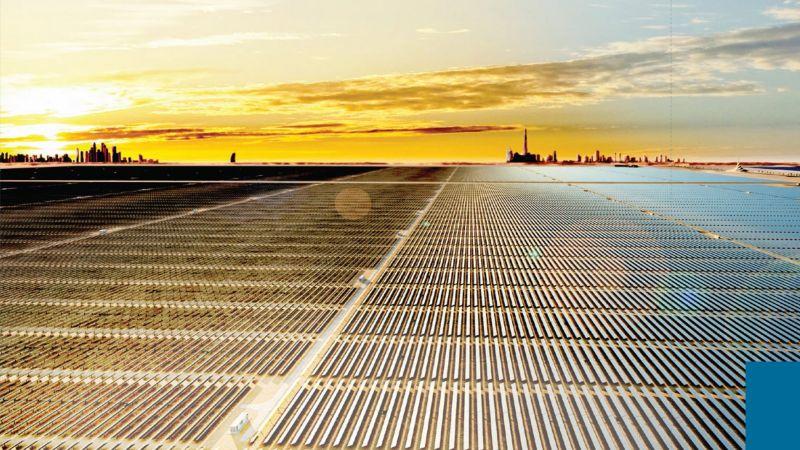 استثمار إماراتي في حقول الطاقة الشمسية في الأراضي المحتلة