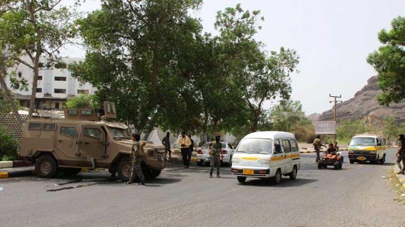 جرائم الاحتلال الإماراتي في عدن تطال رفات الأموات في المقابر!