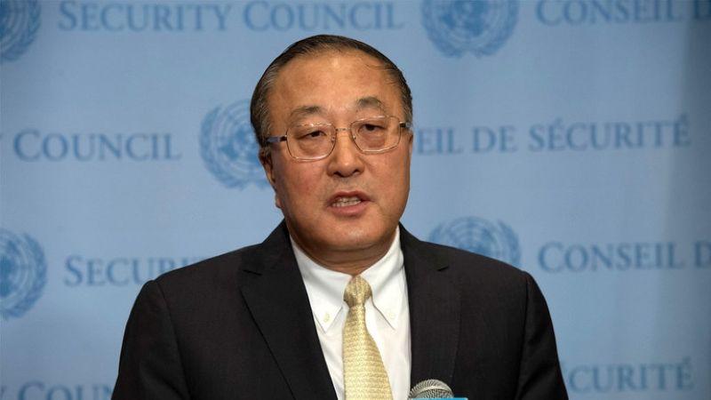 الصين: لدفع العملية السياسية وتحسين الوضع الأمني والإنساني في سوريا