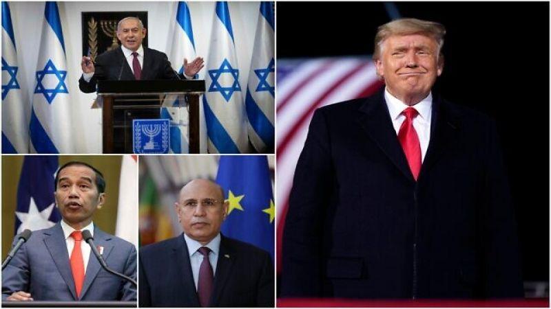 """مسؤولان أمريكيان: موريتانيا وإندونيسيا كانتا على وشك التطبيع مع """"اسرائيل"""""""