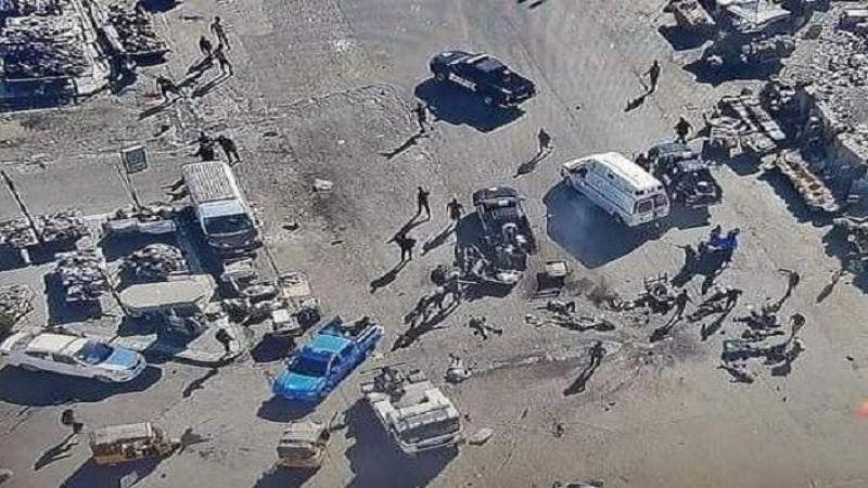 تفجير العراق المزدوج: أحد الانتحارييْن سعودي الجنسية وتسلّل عبر معبر عرعر