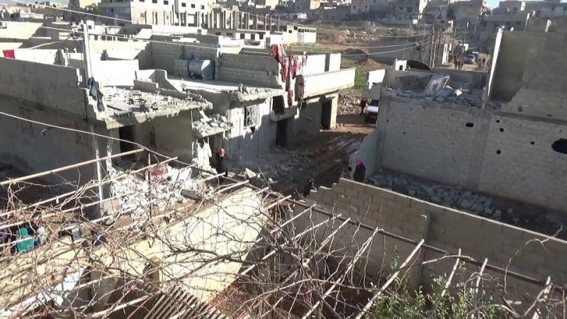 """""""العهد"""" يواكب الاعتداء الصهيوني على محيط حماة السورية"""