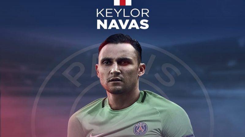"""لماذا """"كيلور نافاس"""" أفضل لاعبي باريس حتى الآن ؟"""