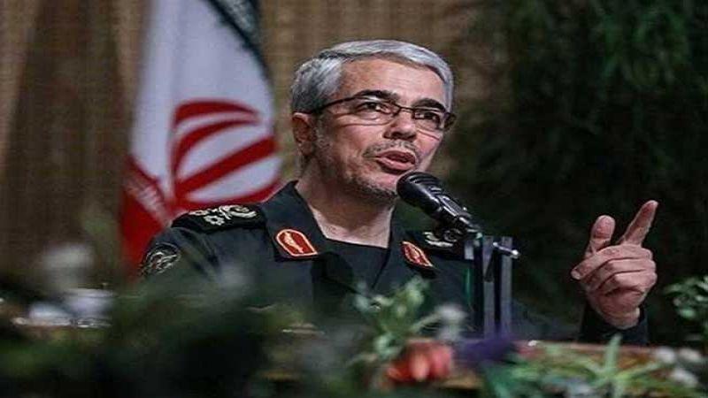 اللّواء باقري: إيران جاهزة للرد المزلزل على بؤَر التهديد ضدّ الوطن الإسلامي