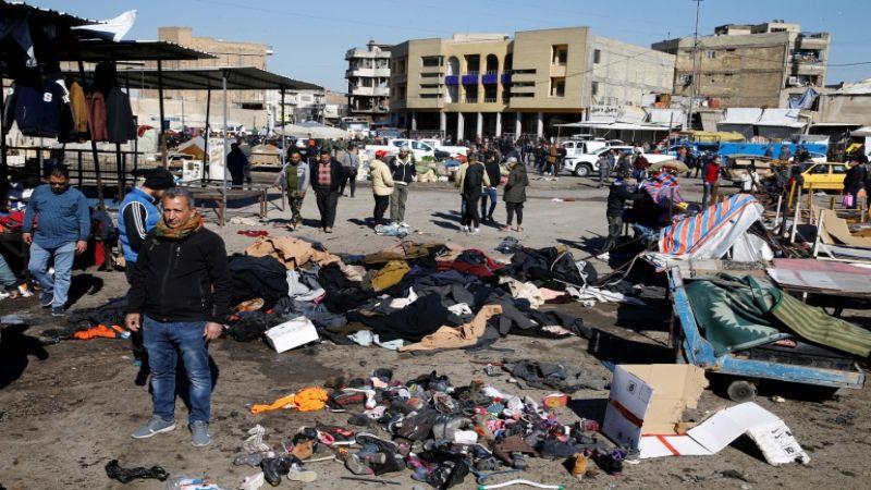 تفجيرات بغداد.. والدولة الامريكية العميقة!