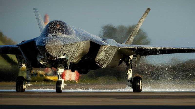 """الإمارات تحصل على طائرات """"إف-35"""" الأمريكية"""