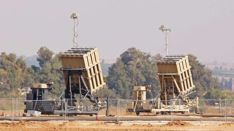 """بطاريات القبة الحديدية """"الإسرائيلية"""" قريبا في دول الخليج"""